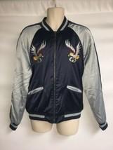 Express Mens Jacket Size XL Embroidered Eagle NWT $198 - $120.94