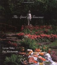 Jack Daniel's the Spirit of Tennessee Cookbook Lynne Tolley and Pat Mitc... - $11.62
