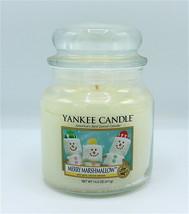 Yankee Candle 14.5 oz Merry Marshmallow Medium Jar Candle - $29.99