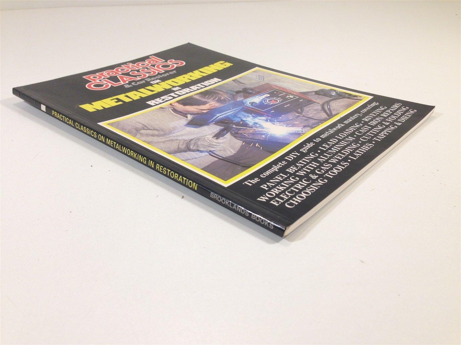Practical Classics & Car Restorer on Metalworking in Restoration