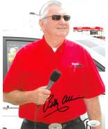 Bobby Allison signed NASCAR 8x10 Photo- JSA #II11663 (NASCAR Hall of Famer) - $37.95