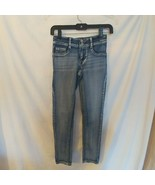Girl's Stone Washed Jeans Mid-Rise Jegging Stretch by Mudd - Size 10 - $7.70