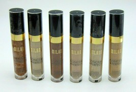MILANI CONCEAL PERFECT Longwear Concealer 0.17oz/5ml Choose Shade - $7.95