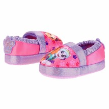 Paw Patrol Girl's House Shoes Slippers Size 5-6  NEW - $10.88