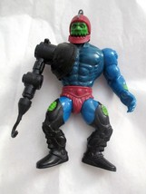 MOTU  Trap Jaw 1981 Action Figure Complete Masters Of The Universe Mattel Taiwan - $24.74