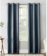 "Sun Zero Cooper Textured Thermal-Lined Grommet Curtain 1 Panel, 40"" x 95... - $52.83 CAD"