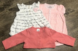 """""""Pink Love""""- 3M- Girls- Baby- Carter's- Clothes - $16.00"""