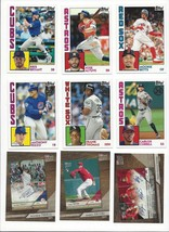 1984 Design & 2018 Topps Now Review - 2019 Topps Inserts -ALL LISTED- U Pick!! - $1.05+