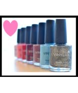 CND VINYLUX Weekly Nail Polish Lacquer U PICK COLOR Creative Nail Design... - $4.73+