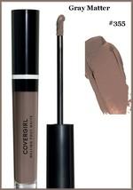NEW LOT of 2 COVERGIRL Melting Pout Liquid Matte Lipstick  #355 Gray Matter - $7.00
