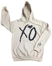 CC The Weeknd -XO- Hoodie, Starboy, The Weeknd Tour Clothing (Black Logo) - $29.99
