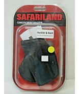 Safariland Heckler & Koch P30 ALS Paddle Holster LEFT 6378-295-412 STX P... - $36.63