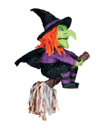 Witch Pinata - Halloween Party Supplies - £10.89 GBP