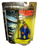PLANET OF THE APES Movie LIMBO Action Figure 2001 Action Figure Sealed B... - $14.99