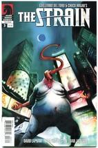 The Strain #3 2012- David Lapham- Guillermo Del Toro- high grade 1st print - $18.92