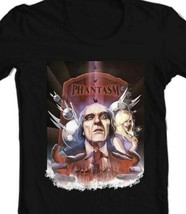 Phantasm T Shirt retro classic horror movie black graphic tee vintage film image 2
