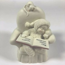2004 Snow Babies #7123 Dept 56 Not A Creature Was Stirring Figurine - $32.73