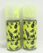 2 Victoria's Secret Coconut Milk & Pineapple Mist Body Spray 2.5oz Trave... - $39.11