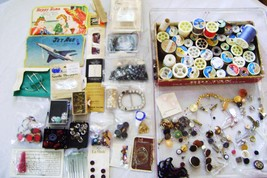 Vintage Sewing & Crafting  Mixed Lot - $14.00