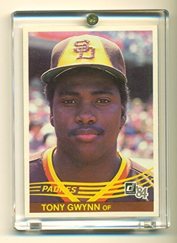 1984 Donruss Tony Gwynn #324 Mint and Centered San Diego Padres Baseball Card