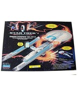 Star Trek Generations Starship Enterprise NCC-1701-B Electronic Light an... - $113.85