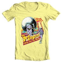 The Magus 1970s T shirt retro Adam Warlock silver age Marvel comics graphic tee image 2