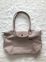 France Longchamp Le Pliage Club Collection Horse Embroidery Small Tote H... - $95.00