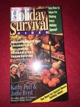 Neuf Vacances Survival Vidéo: Automne avec Kathy Décoller & Judie Byrd V... - $6.74
