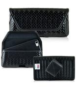 Turtleback Leather Basket Weave Case fits Ballistic Case on iPhone 7 PLUS - $44.99