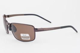 Serengeti Lizzano Espresso / Polarized Drivers Sunglasses 7433 - $195.02