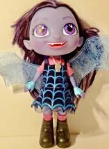 """Disney Junior Vampirina 12"""" Vampire Talking Light Up Doll with Outfit Just Play - $4.94"""
