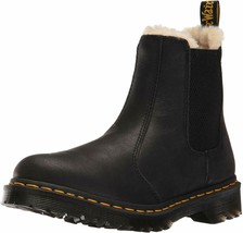 Dr. Martens Leonore Burnished Wyoming Leather Fashion Boot - $168.00+