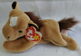Excellent Ty Beanie Babies Derby the Horse 1995 Collectible Animal plush... - $5.00