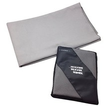 Exerz Microfiber Extra Large XL Travel/Sports Towel/Gym Towel/Beach Towe... - $10.56
