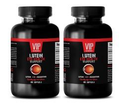 antioxidants complex - LUTEIN EYE SUPPORT 2B - lutein supplement - $37.36
