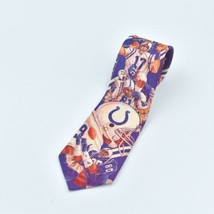 Ralph Marlin Indianapolis Colts Football Polyester Tie Necktie - $26.04