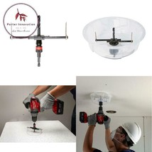2 In. To 7 In. Adjustable Hole Saw Cutter - $40.97