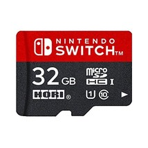 [Nintendo Switch support: micro SD card 32 GB for Nintendo Switch - $53.95