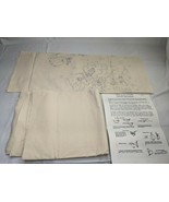 Vintage Candlewicking Christmas Tree Skirt Kit  - $39.95