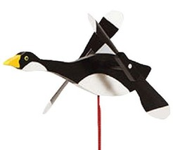 CANADIAN GOOSE WIND SPINNER - Amish Whirlybird Weather Resistant Whirlig... - $98.40 CAD