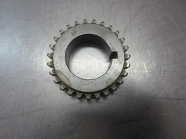64Y014 CRANKSHAFT GEAR 2008 HYUNDAI SONATA 2.4  - $20.00