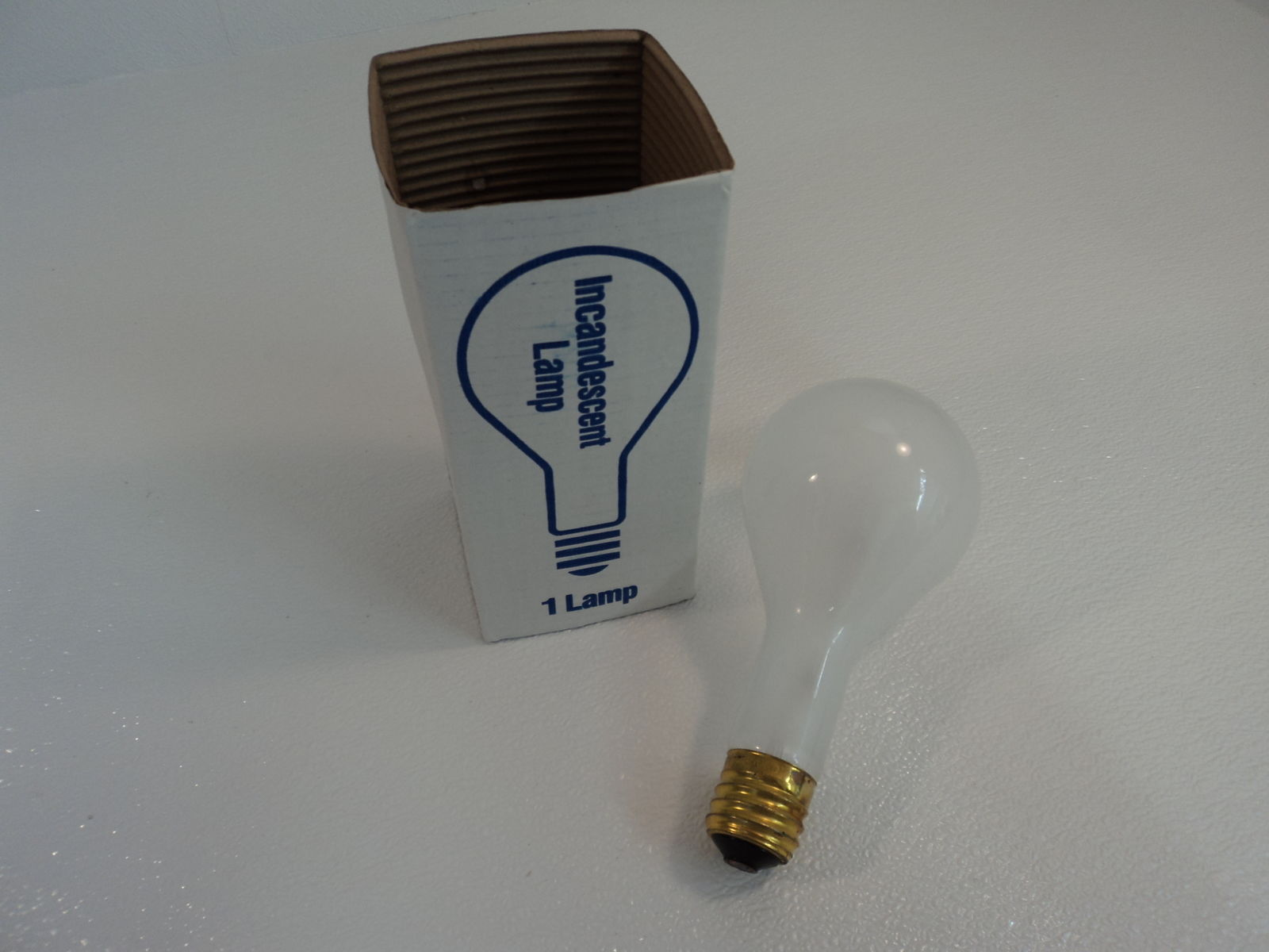 Philips 300 Watt Frost Incandescent Lamp Frost 750 Hours PS35 Series 5F-PS35-M