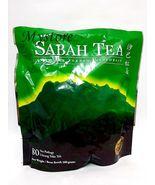 Sabah Tea Borneo Rainforest - 80 tea bags 100% Pesticide - $18.99