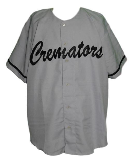 Al bundy married with children cremators baseball jersey grey   1