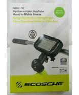Scosche handleIT Pro Weatherproof Smartphone Bicycle Handlebar Mount BM03 - $9.89