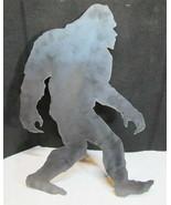 "Big Foot Sasquatch Made in Idaho Steel Plate Cutout 25"" Tall Bigfoot - $74.95"