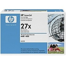 HP C4127X Toner Cartridge for 4000/4050 Series LaserJet printers - 10000... - $104.76