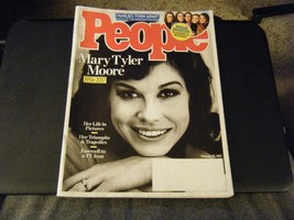 People Magazine - Mary Tyler Moore Cover - February 13, 2017 - $6.92