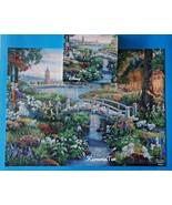 Disney Thomas Kinkade 101 Dalmatians Jigsaw Puzzle 750 Pieces - $24.27