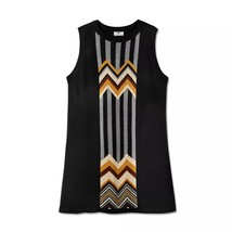 Missoni for Target Black Patchwork Sweater Dress Women's Plus 2X - $100.00